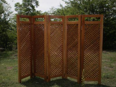 Muebles de madera - Divisiones en madera ...