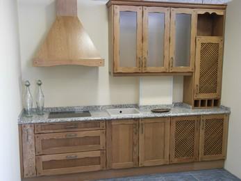 Muebles de madera - Maderas para muebles de cocina ...