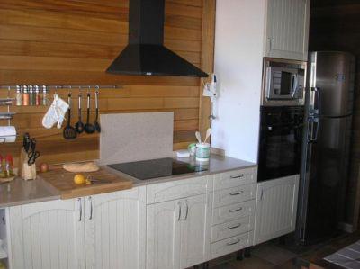 Muebles de madera - Cocinas con encimeras de madera ...